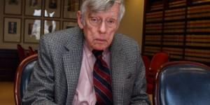 juge-thomas-griesa-dans-son-bureau ny argentine